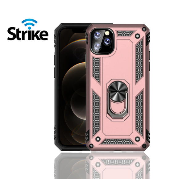 Strike iPhone 12 Pro Max Iron Case (Rose Gold)-image-1
