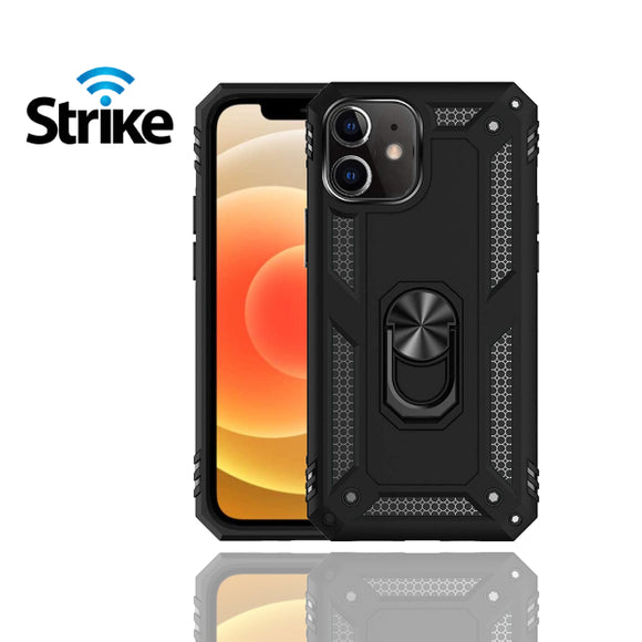 Strike iPhone 12 Iron Case (Black)-image-1