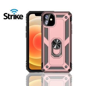 Strike iPhone 12 Iron Case (Rose Gold)-image-1