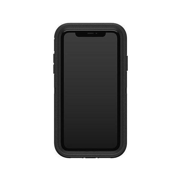 OtterBox Defender Case for Apple iPhone 11 (Black)-Image-1