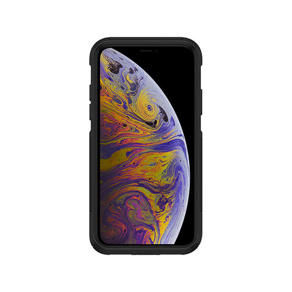 OtterBox Commuter Case for Apple iPhone Xs (Black)-Image 1