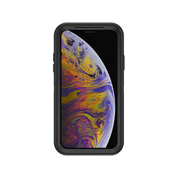 OtterBox Defender Case for Apple iPhone Xs (Black)-Image 1