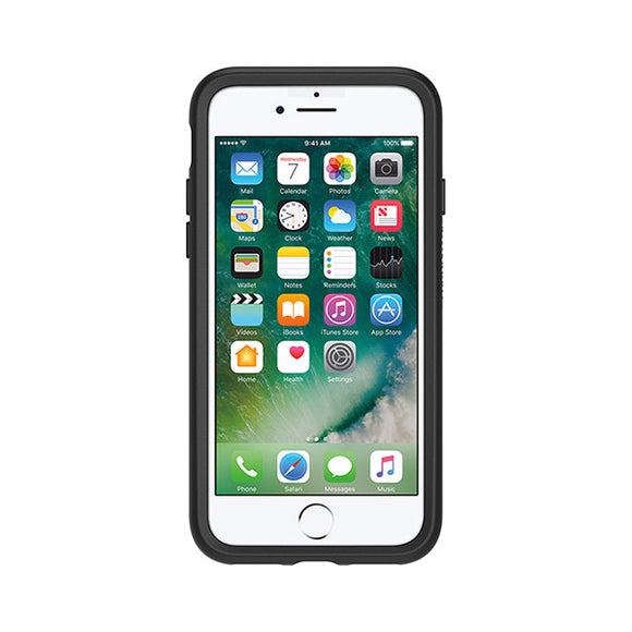 OtterBox Symmetry  Case for Apple iPhone 8 (Black)-Image 1