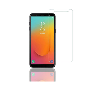 Strike Tempered Glass Screen Protector for Samsung Galaxy J8-Image 1