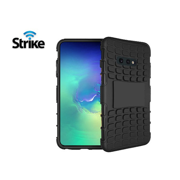 Strike Rugged Case for Samsung Galaxy S10e (Black)