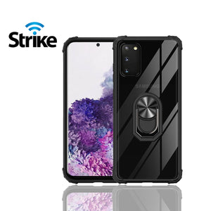 Strike Samsung Galaxy S20+/S20+ 5G Armour Case (Black)-image-1
