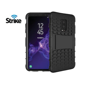 Strike Rugged Case for Samsung Galaxy S9 Plus (Black)