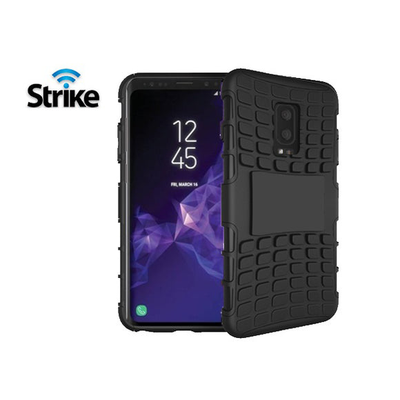 Strike Rugged Case for Samsung Galaxy S9 (Black)