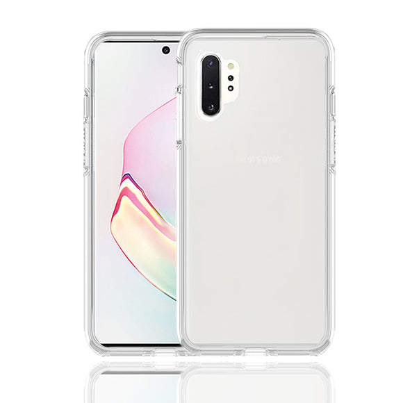 Strike Samsung Galaxy Note 10+ Clear Phone Case