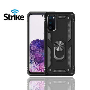 Strike Samsung Galaxy S20/S20 5G Iron Case (Black)-image-1