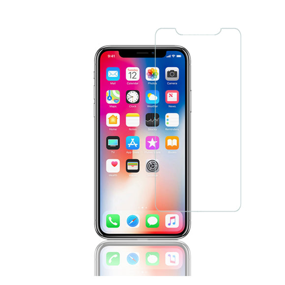 Strike Tempered Glass Screen Protector for Apple iPhone X-Image 1
