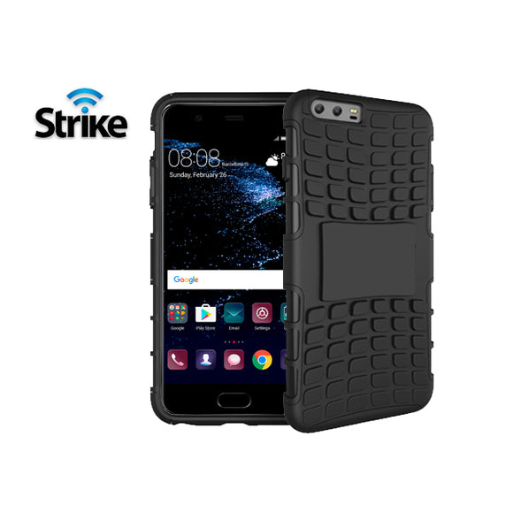 Strike Rugged Case for Huawei P10 (Black)
