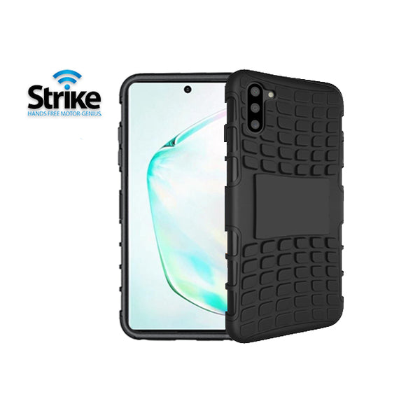 Strike Rugged Case for Samsung Galaxy Note 10 (Black)