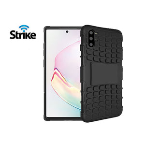 Strike Rugged Case for Samsung Galaxy Note 10 Plus (Black)