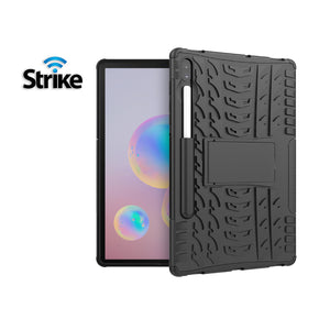 Strike Rugged Case for Samsung Galaxy Tab S6 (Black)