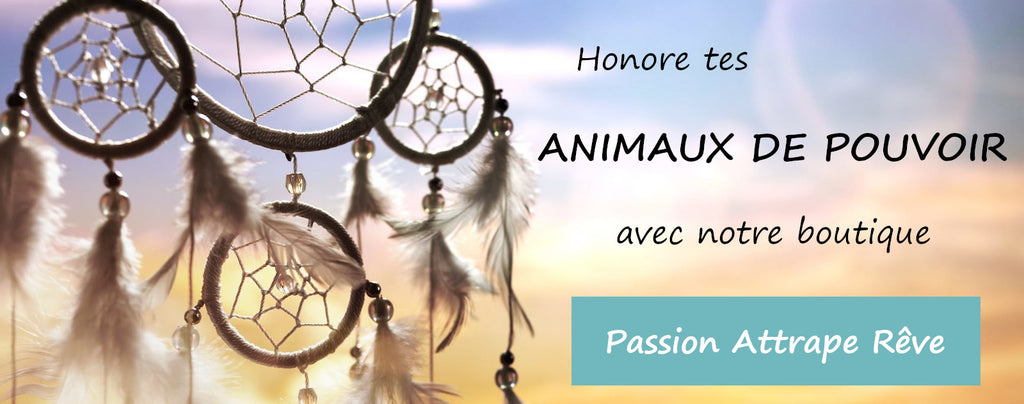 honorer son animal de pouvoir | Passion Attrape Reve