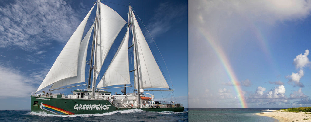 Rainbow Warrior | Greenpeace