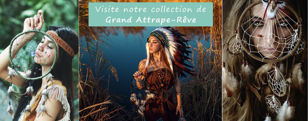 visite notre collection de grand attrape-rêve