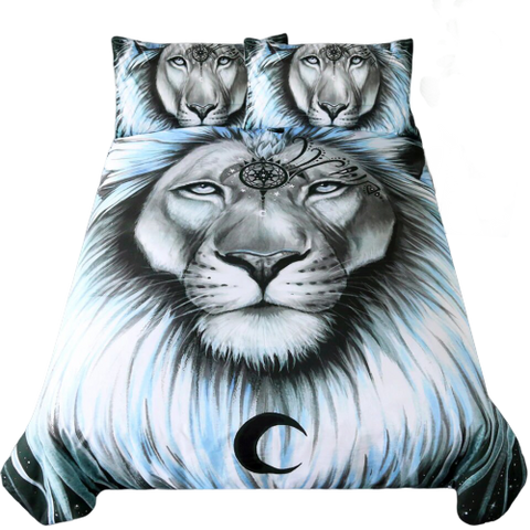 housse de couette lion | Passion Attrape Reve