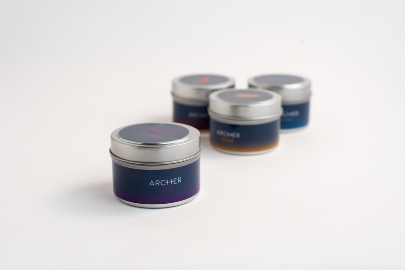Archer Travel Candle