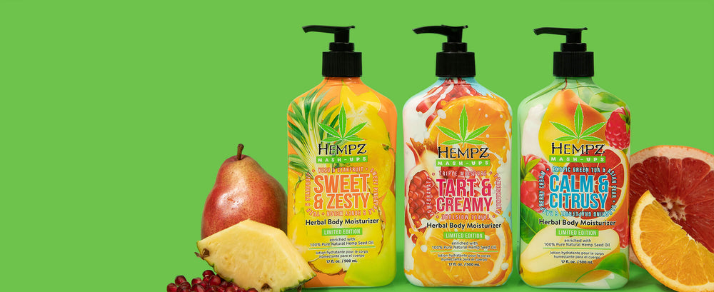 Hempz Mash Up Lotions
