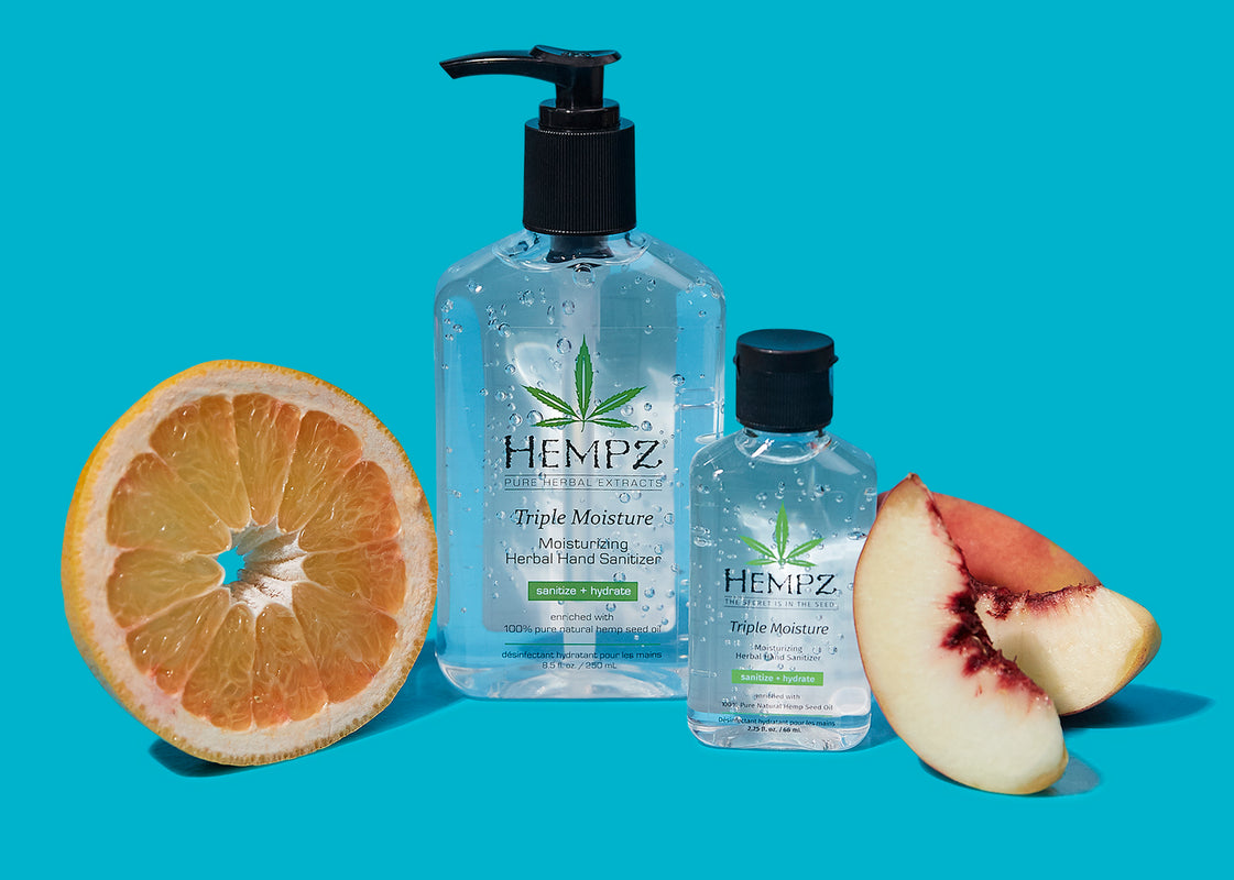 Hempz Sanitizer