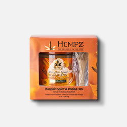 Hempz Limited-Edition Pumpkin Spice & Vanilla Chai Herbal Body Mask