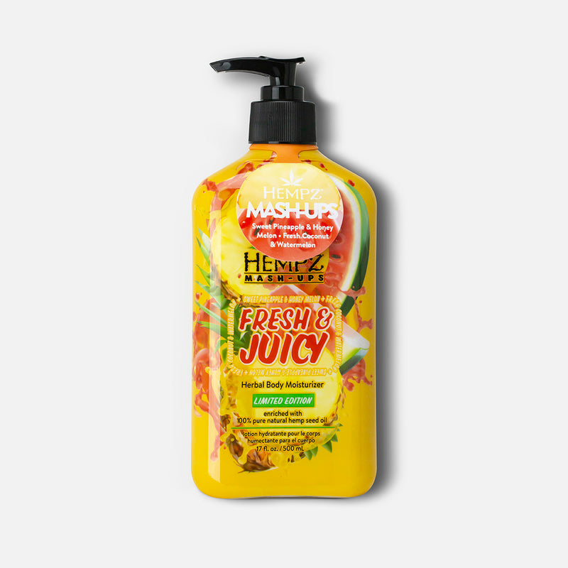 Mash-Ups Fresh & Juicy Herbal Body Moisturizer