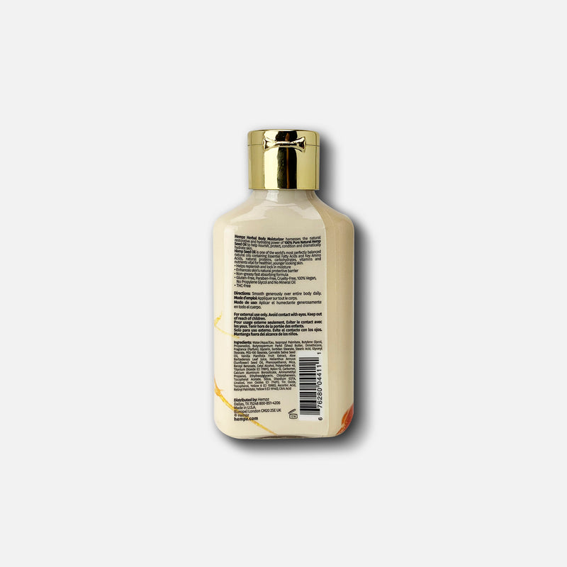 Travel-Size Limited-Edition Spun Sugar & Vanilla Bean Herbal Body Moisturizer