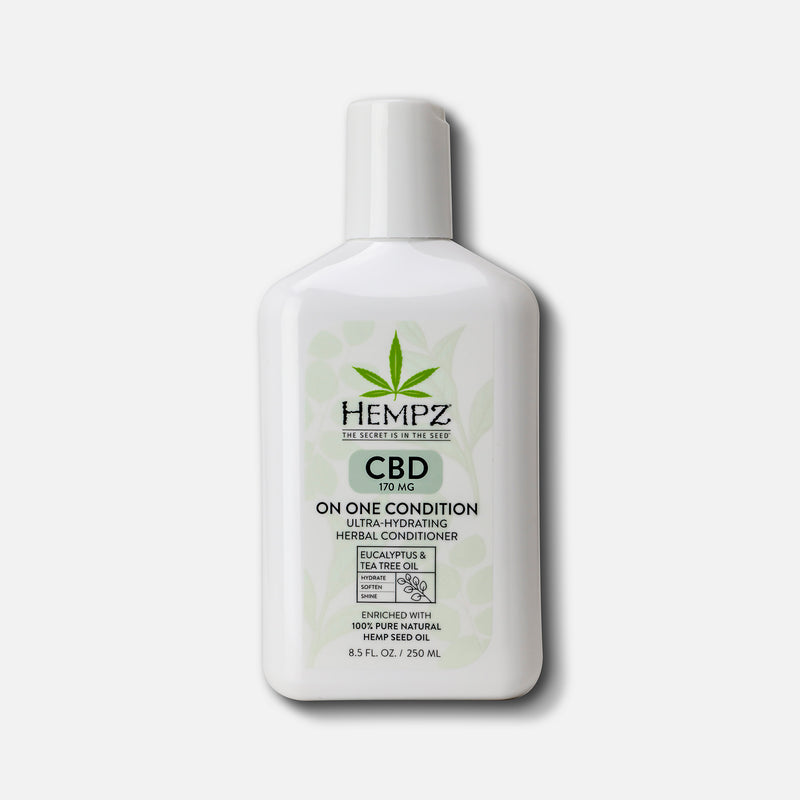 CBD On One Condition Ultra-Hydrating Herbal Conditioner