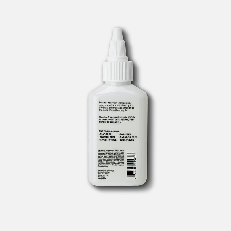 Travel-Size CBD Royal Treatment Ultra-Hydrating Herbal Scalp Serum