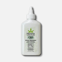 CBD Royal Treatment Ultra-Hydrating Herbal Scalp Serum