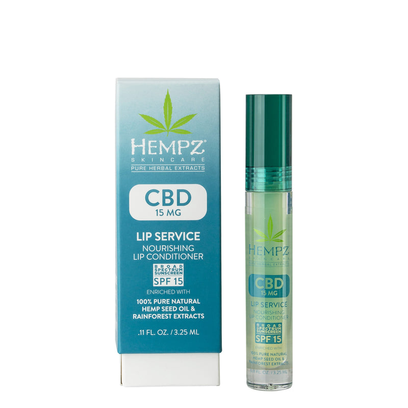 Hempz CBD Lip Service Nourishing Lip Conditioner