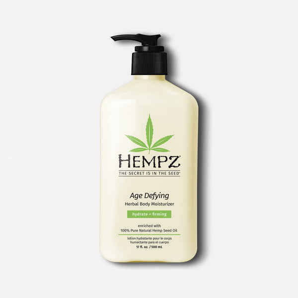 Age-Defying Herbal Body Moisturizer