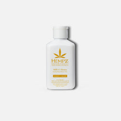 Travel-Size AromaBody Milk & Honey Herbal Body Moisturizer