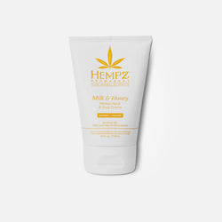Hempz AromaBody Milk & Honey Herbal Hand & Foot Crème 3.4 fl oz