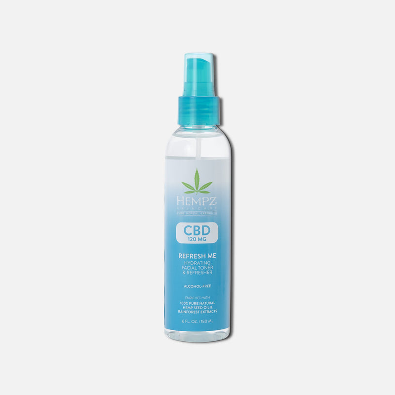 CBD Refresh Me Hydrating Facial Toner and Refresher