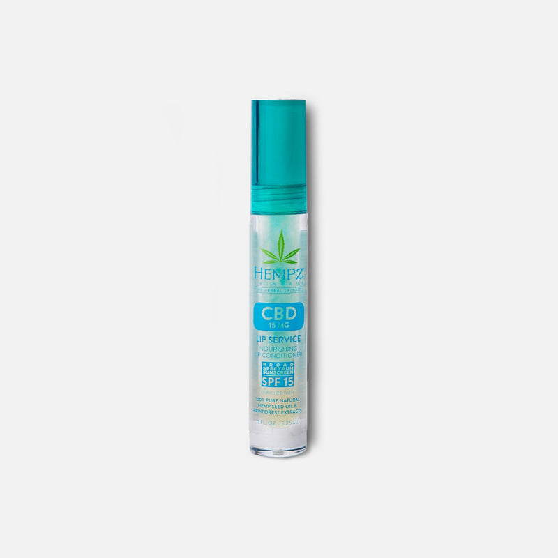 CBD Lip Service Nourishing Lip Conditioner SPF 15