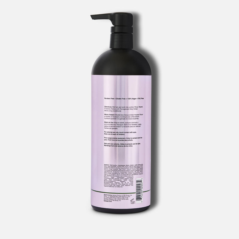 Pomegranate Herbal Shampoo