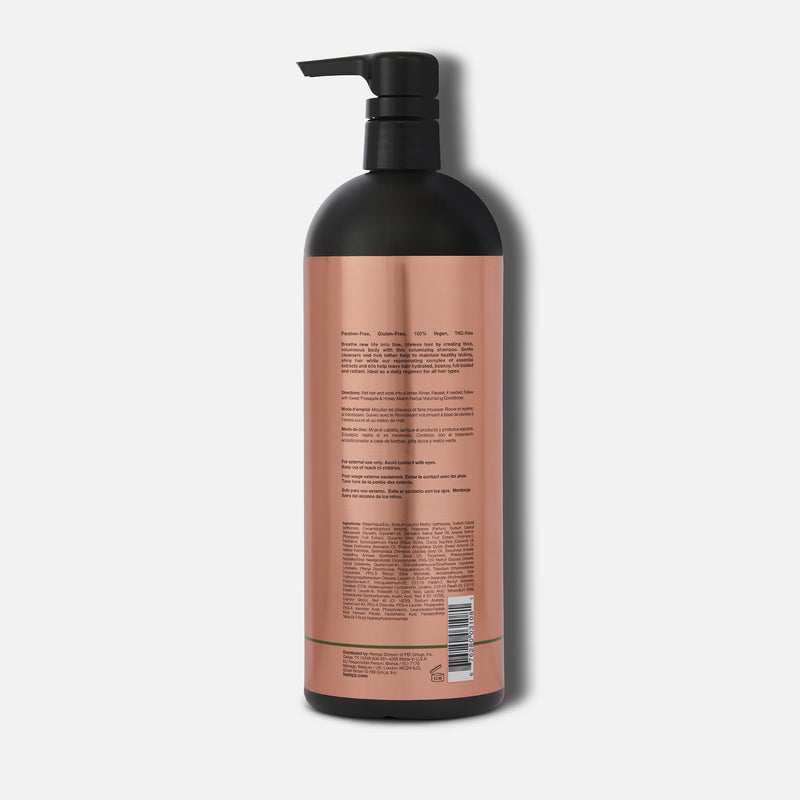 Sweet Pineapple & Honey Melon Volumizing Shampoo