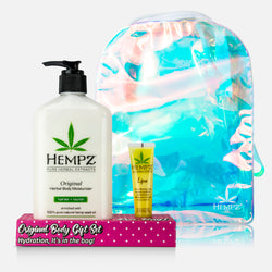 Hempz Limited-Edition Original Herbal Body Moisturizer & Lip Balm Set