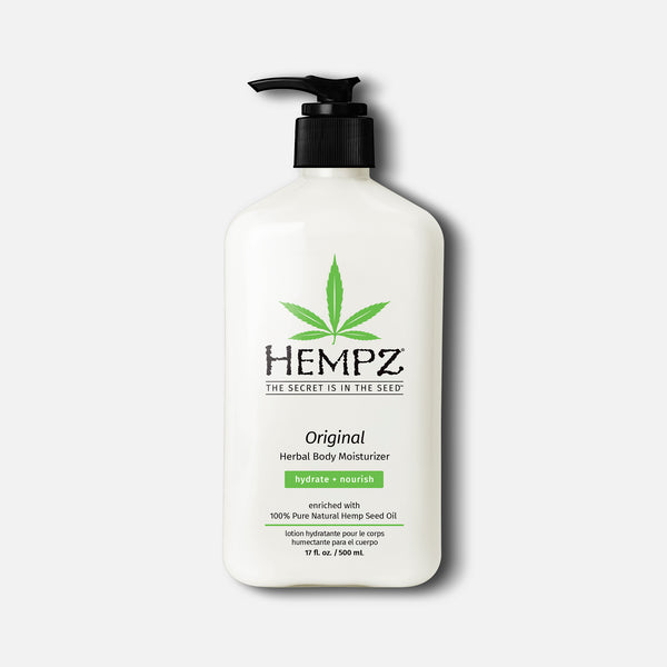 Hempz Original Herbal Body Moisturizer, 17oz