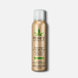 Hempz Spun Sugar & Vanilla Bean Herbal Whipped Moisturizing Body Mousse
