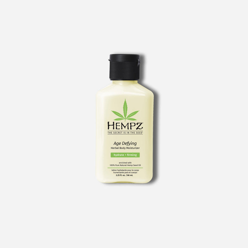 Hempz Travel-Size Age-Defying Herbal Body Moisturizer Lotion