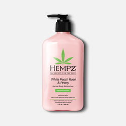 Hempz White Peach Rose & Peony Herbal Body Moisturizer