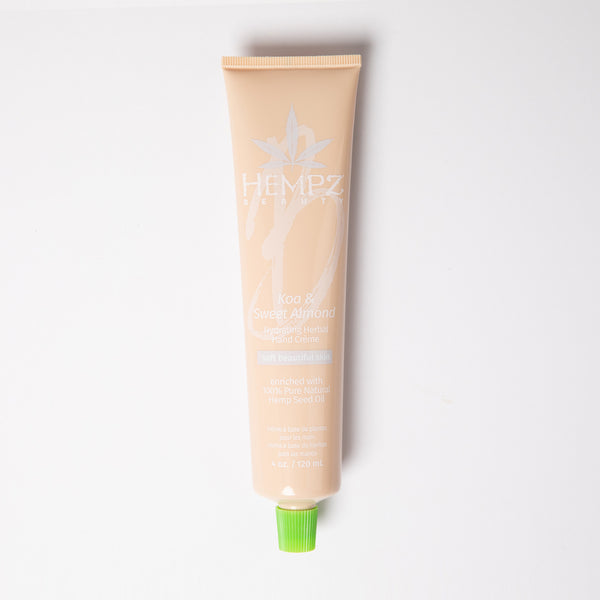 Hempz Koa Sweet Almond Hand Cream for Dry Skin
