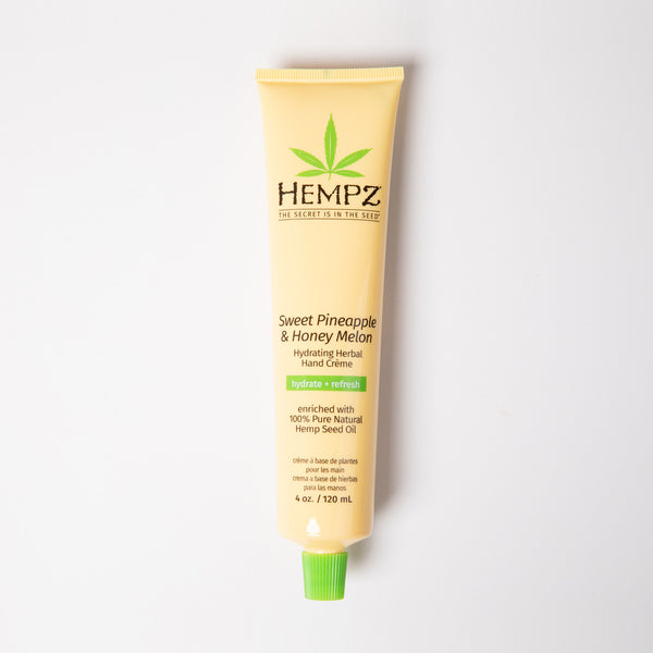 Hempz Sweet Pineapple Honey Melon Hydrating Hand Cream for Dry Skin