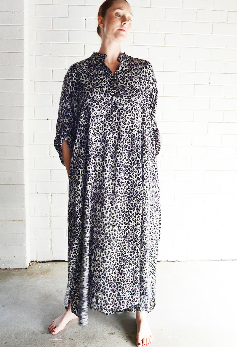 Willow Dress Animal Print