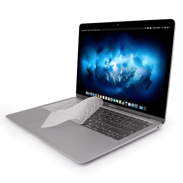 FitSkin Clear Keyboard Protector for MacBook Air (with Touch ID)