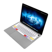 VerSkin MacOS Shortcut Keyboard Protector for MacBook Air (USB-C model)